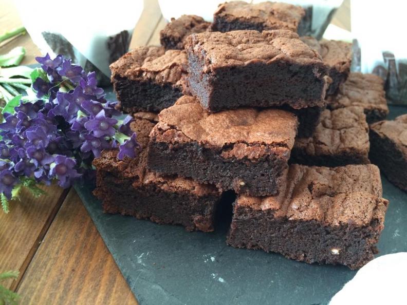 Brownie-baileys