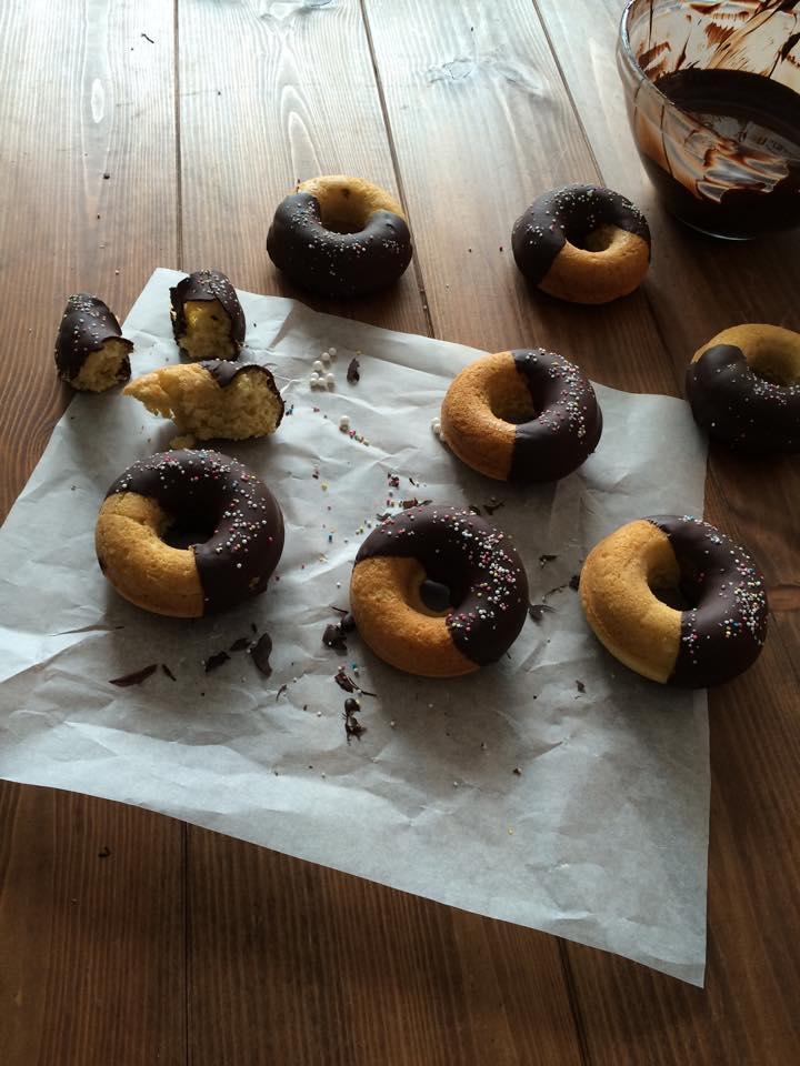 Donuts-vainilla